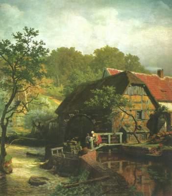 Westfälische Wassermühle Kunsthalle