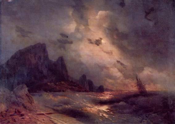 Die See Ajvazovskij-Galerie