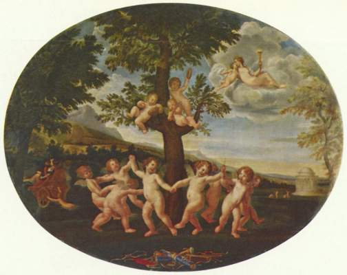 Tanz der Amoretten Pinacoteca di Brera