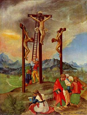 Kreuzigung Christi Gemäldegalerie