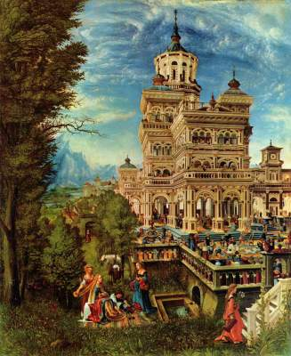 Susanna im Bade Alte Pinakothek