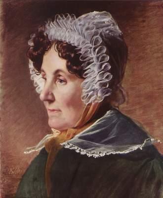 Die Mutter des Malers Österreichische Galerie