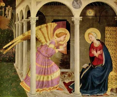 Die Verkündigung Jesuitenkirche