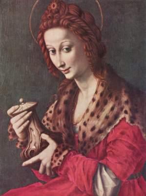 Hl. Maria Magdalena Galleria Pitti