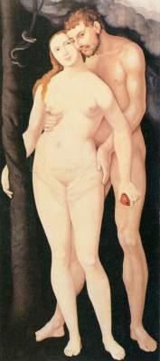 Adam und Eva Slg. Thyssen-Bornemisza