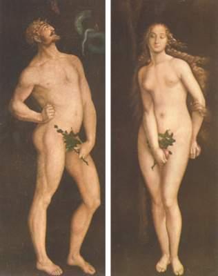 Adam und Eva Museum der Bildenden Künste