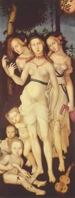 Die Harmonie (Die drei Grazien) Museo del Prado