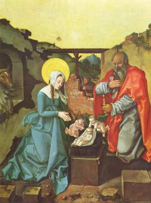 Geburt Christi Kunstmuseum