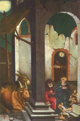 Geburt Christi Alte Pinakothek