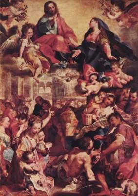 Madonna del Popolo Galleria degli Uffizi
