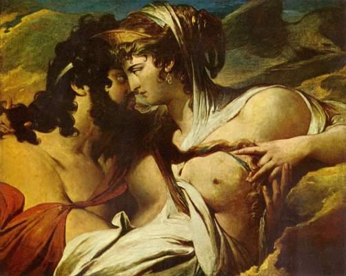 Jupiter und Juno auf dem Berge Ida Art Galeries