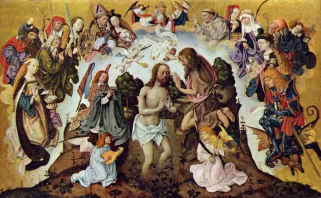 Die Taufe Christi National Gallery of Art