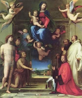 Maria mit Heiligen und dem Stifter Jean Carandolet Cathédrale