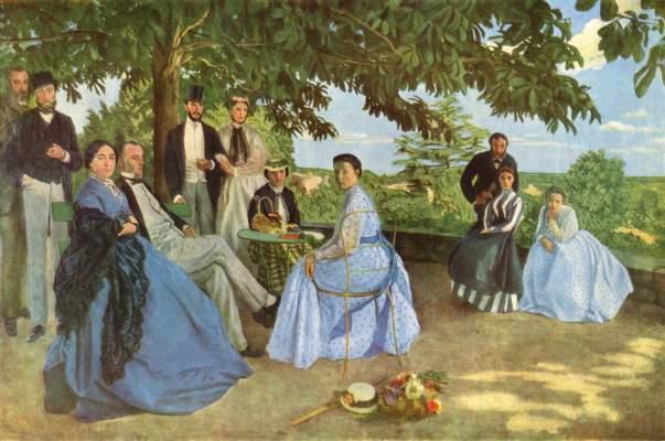 Das Familientreffen Musée National du Louvre