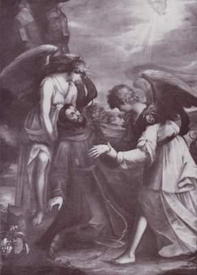 Stigmatisation des Hl. Franziskus Musée Historique Lorrain