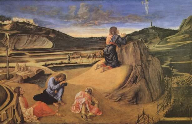 Christus am Ölberg National Gallery