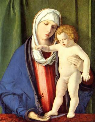 Madonna mit Kind Art Gallery and Museum