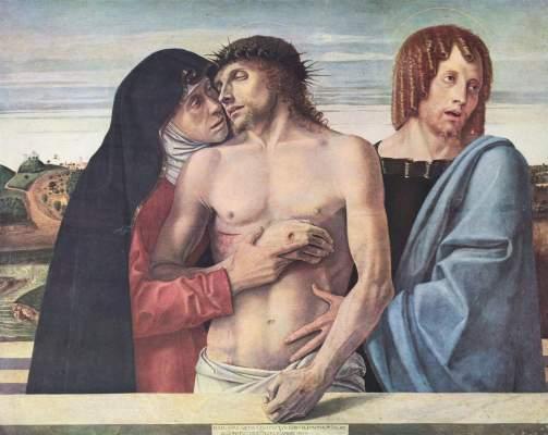 Pietŕ Pinacoteca di Brera
