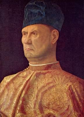 Porträt eines Condottiere National Gallery of Art