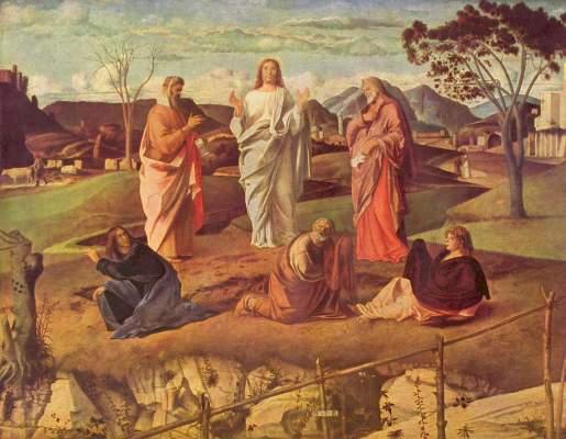 Verklärung Christi Galleria Nazionale di Capodimonte