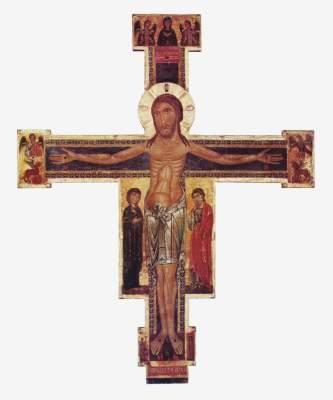 Kruzifixus Pinacoteca Civica