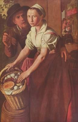 Die Eierhändlerin Koninklijk Museum voor Schone Kunsten