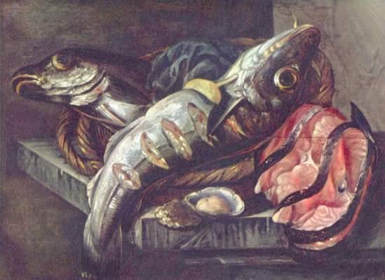 Stilleben mit Fischen Frans-Hals-Museum