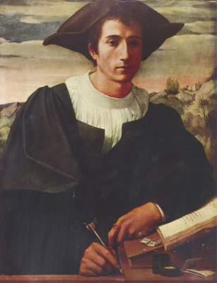 Bildnis eines jungen Mannes Gemäldegalerie