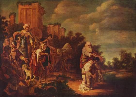 Philippus tauft den Mohren Christliches Museum