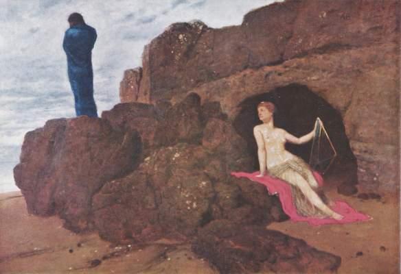 Odysseus und Kalypso Kunstmuseum