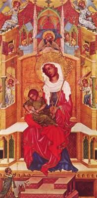 Glatzer Muttergottes Gemäldegalerie