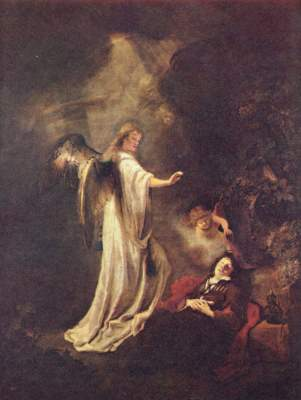 Jakobs Traum von der Himmelsleiter Gemäldegalerie
