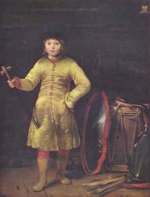 Knabenbildnis Museum Boymans-van Beuningen