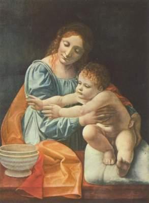 Maria mit dem Kind Museum der Bildenden Künste