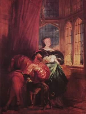 Franz I. und Margarete von Navarra Wallace Collection