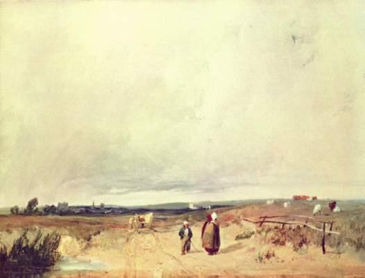 Szene in der Normandie Tate Gallery