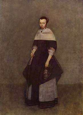 Bildnis einer Dame Puschkin-Museum der bildenden Künste