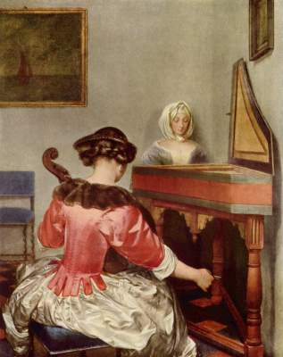 Das Konzert Gemäldegalerie