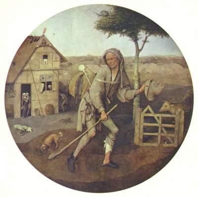 Der Landstreicher (Der verlorene Sohn) Museum Boymans-van Beuningen