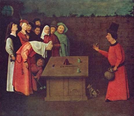 Der Zauberkünstler (Kopie) Musée