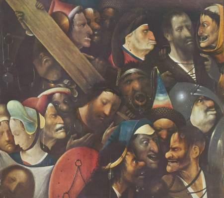 Die Kreuztragung Christi Königliches Museum