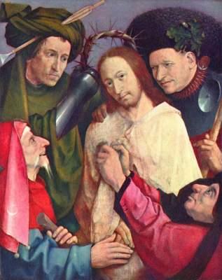 Die Verspottung Jesu National Gallery