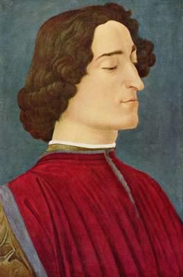 Giuliano dei Medici Gemäldegalerie