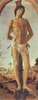 Hl. Sebastian Gemäldegalerie