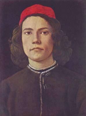 Junger Mann National Gallery