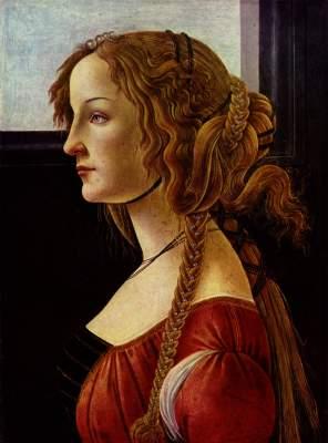Simonetta Vespucci Gemäldegalerie