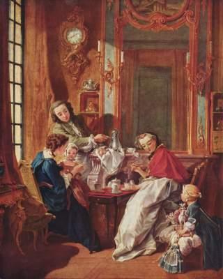 Das Frühstück Musée National du Louvre