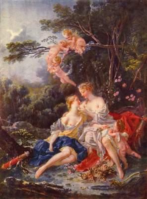 Jupiter und Kallisto Puschkin-Museum der bildenden Künste