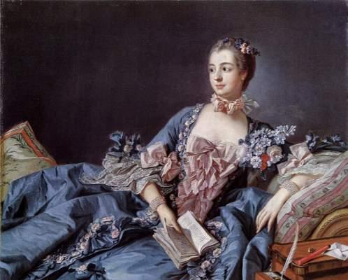 Madame de Pompadour National Gallery of Scotland