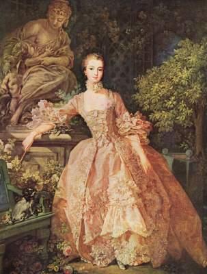 Marquise de Pompadour Wallace Collection